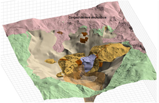 Geology Of Rosia Montană