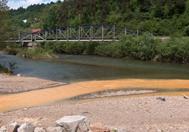 Acidic waters pollute Aries